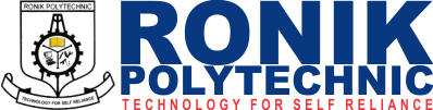 Ronik Polytechnic Ejigbo | Technology for Self Reliance
